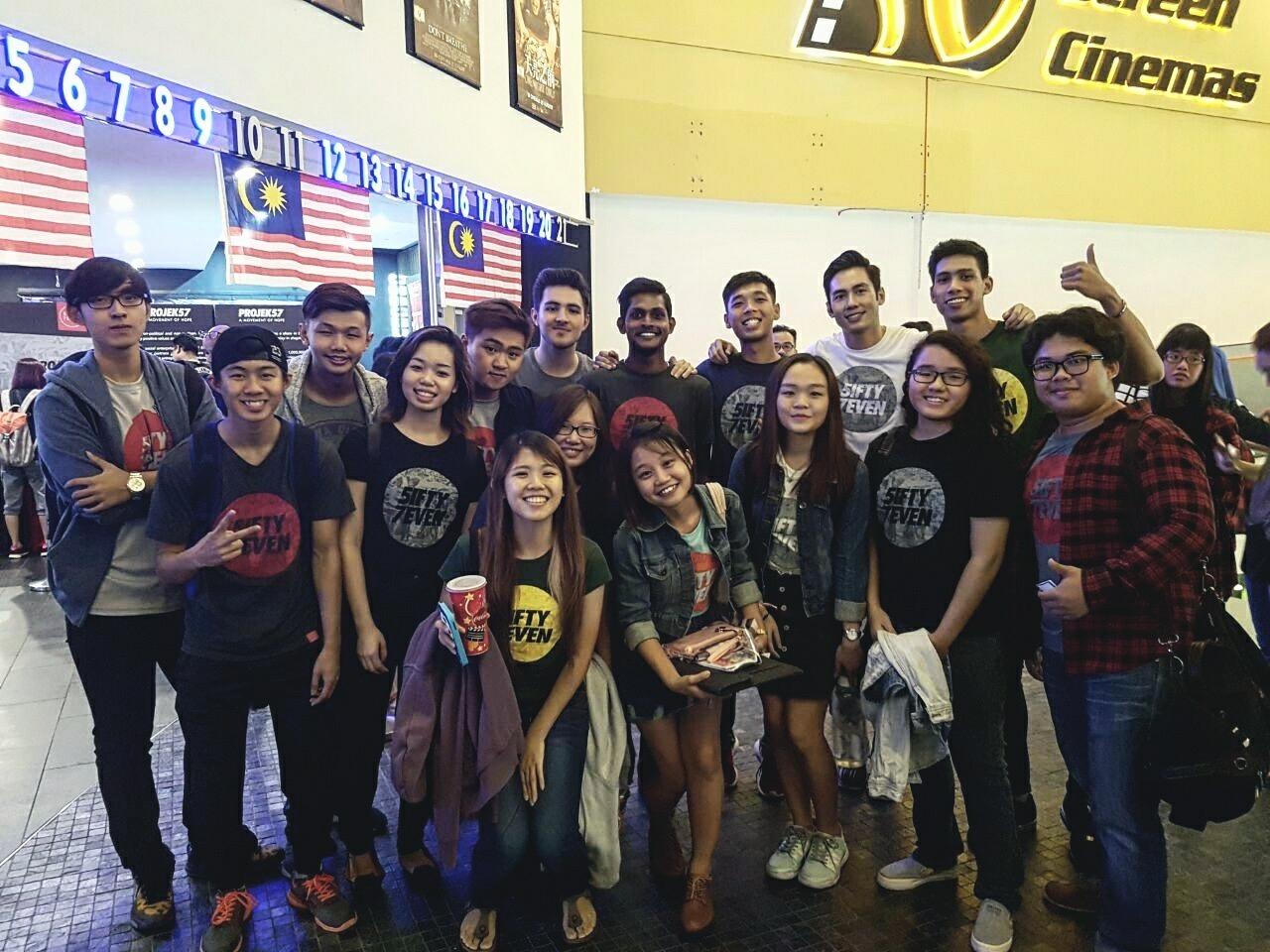 IACT College – Astro Shaw & Golden Screen Cinemas