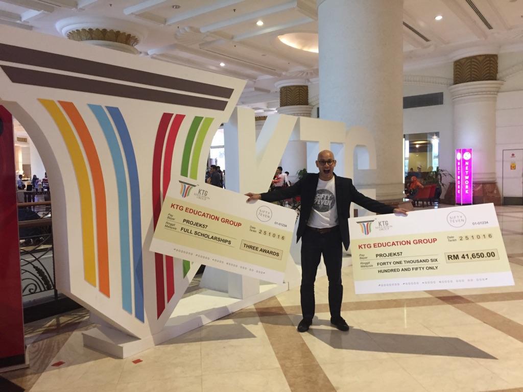 KTG Education Group Scholarship Awards