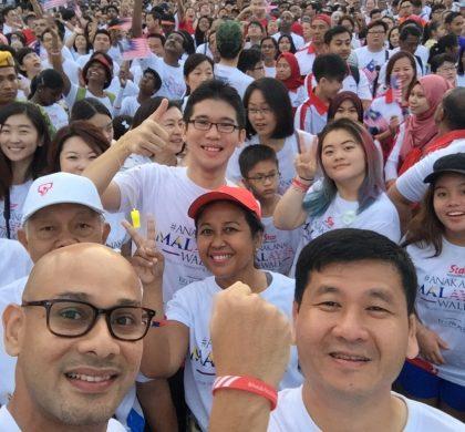 Anak-Anak Malaysia Walk 2016