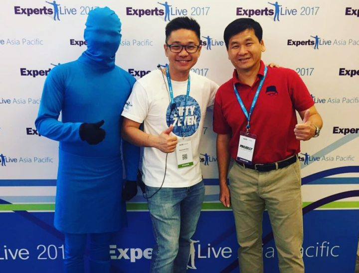 Experts Live 2017