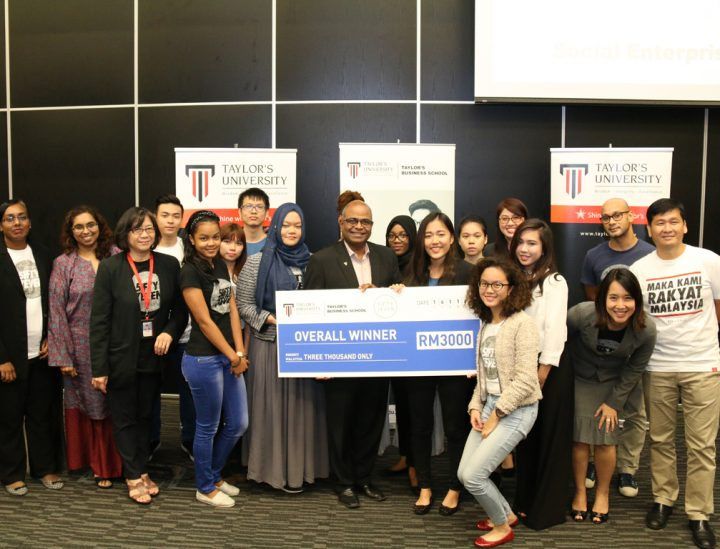 Projek Perusahaan Sosial – Taylor's University Business School