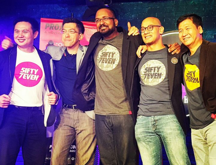 Laugh Nation – A Projek57 Comedy Special